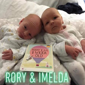 Twins for one of our Fertility Nurses