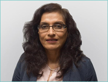 Shahnaz Akbar MBBS MSc MRCOG/FRCOG MRCPI PgCert-MedEd