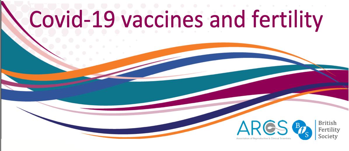 BFS & ARCS – Covid-19 Vaccines & Fertility FAQ