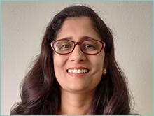 Praveena Joglekar-Pai MD, FRCOG